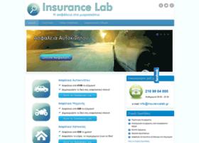 Insurancelab.gr thumbnail