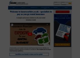 Insurecarhire.co.uk thumbnail