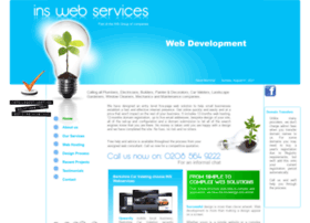 Inswebservices.co.uk thumbnail