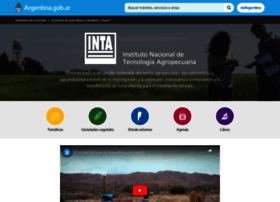 Inta.gov.ar thumbnail