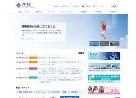 Intec.co.jp thumbnail
