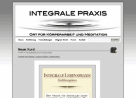 Integralepraxis.ch thumbnail