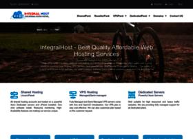 Integralhost.net thumbnail