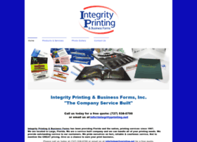 Integrityprinting.net thumbnail