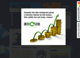 Inteizol.cz thumbnail