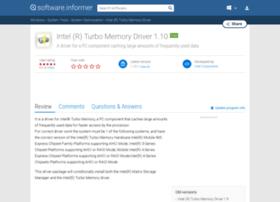 Intel-r-turbo-memory-console.software.informer.com thumbnail