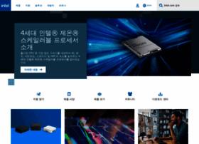 Intel.co.kr thumbnail