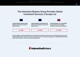 Interactivebrokers.eu thumbnail