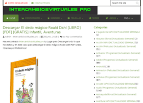 Intercambiosvirtualespro.org thumbnail