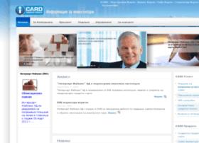 Intercardfinance.eu thumbnail