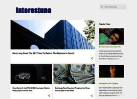 Interestuno.blogspot.in thumbnail