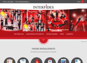 Interfides.at thumbnail