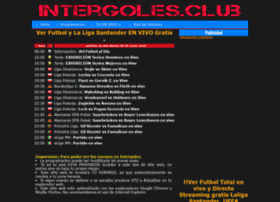 Intergoles.net thumbnail