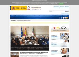 Interior.gob.es thumbnail