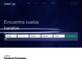 Interjet.com.mx thumbnail