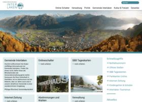 Interlaken-gemeinde.ch thumbnail
