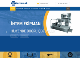 Intermak.com.tr thumbnail