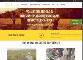 Intern-africa.eu thumbnail