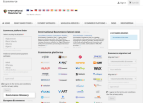 Internationalecommerce.net thumbnail