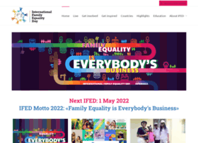 Internationalfamilyequalityday.org thumbnail