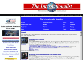 Internationalist.com thumbnail