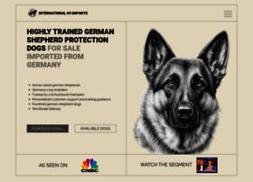 Internationalk9imports.com thumbnail