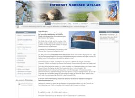 Internet-nordsee-urlaub.de thumbnail