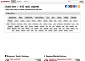 Internet-radio.com thumbnail