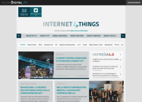 Internet4things.it thumbnail