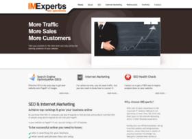 Internetmarketingexperts.co.nz thumbnail