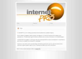 Internetpro.com.br thumbnail