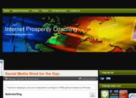 Internetprosperitycoaching.net thumbnail