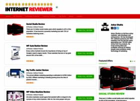 Internetreviewer.net thumbnail