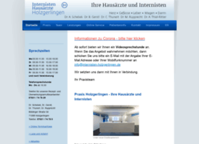 Internisten-holzgerlingen.de thumbnail