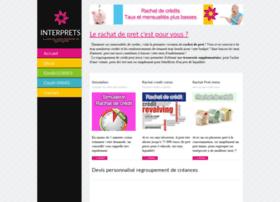 Interprets.fr thumbnail