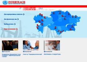 Interteach.kz thumbnail