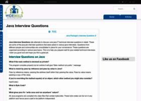 Interview-questions-java.com thumbnail