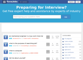 Interviewquestions.yuvajobs.com thumbnail