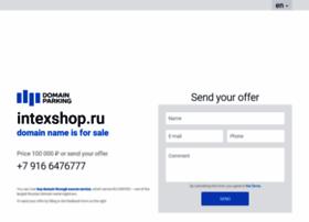 Intexshop.ru thumbnail