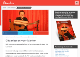Intienlessen.nl thumbnail