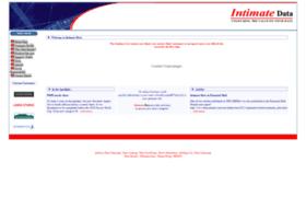 Intimatedata.co.za thumbnail