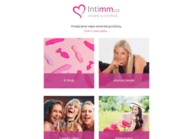 Intimm.cz thumbnail