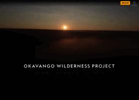 Intotheokavango.org thumbnail