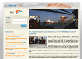 Intranet.indonesiaport.co.id thumbnail