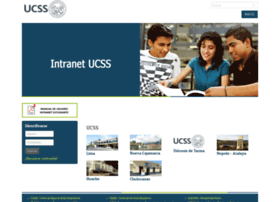Intranet2.ucss.edu.pe thumbnail