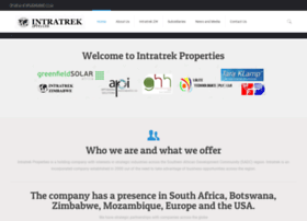 Intratrek.co.za thumbnail