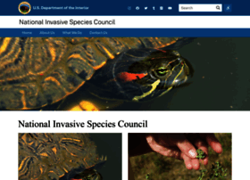 Invasivespecies.gov thumbnail