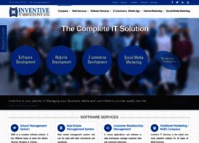 Inventiveinformatics.com thumbnail