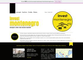 Investmontenegro.org thumbnail