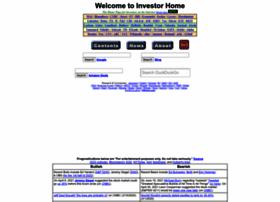 Investorhome.com thumbnail